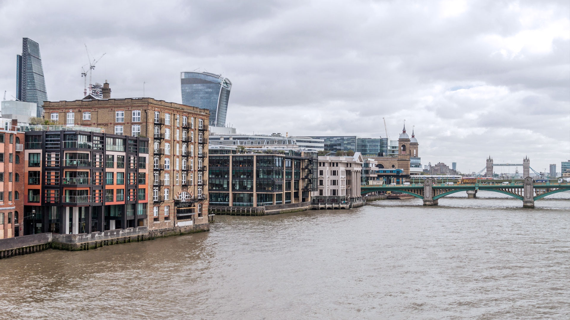 Our Thames office